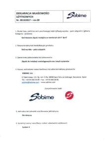 thumbnail of Deklaracja producenta – kształtki mosiężne (pl)