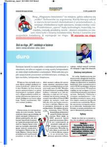 thumbnail of DURO – instalacje w łazience