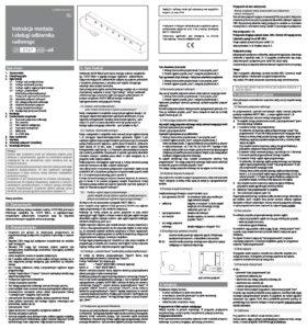 thumbnail of Instrukcja obsługi Instat 868 a6