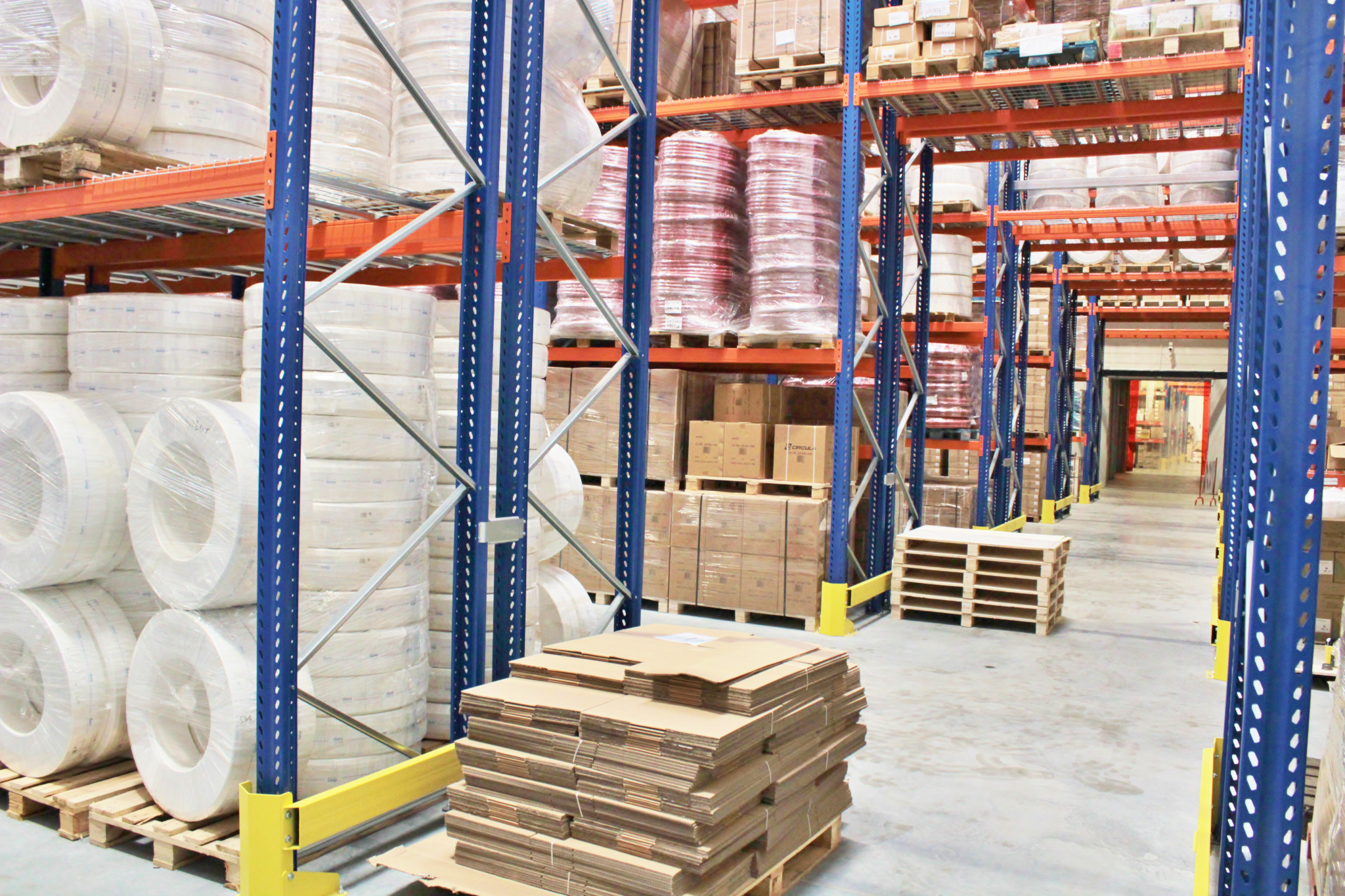 High store-up warehouse