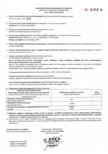 thumbnail of DURO SYSTEM – deklaracja właściwości użytkowych nr 8 układy mieszające