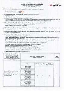 thumbnail of CALIDO – deklaracja właściwości użytkowych zawory kulowe S30