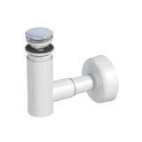<!--07-->Syfon umywalkowy czyszczony z góry zkorkiem-klik-klak